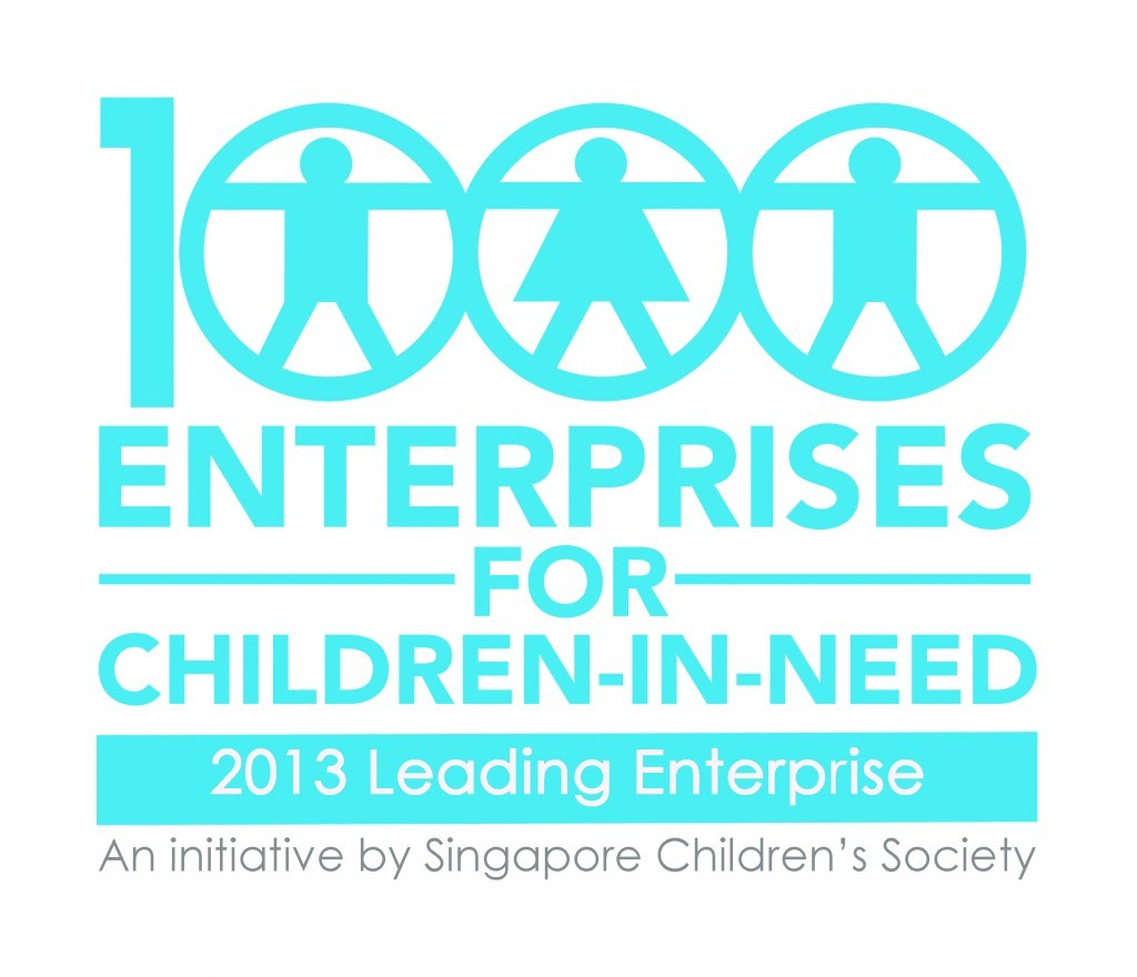 Eco Green 2014 Donation to Singapore Children's Society