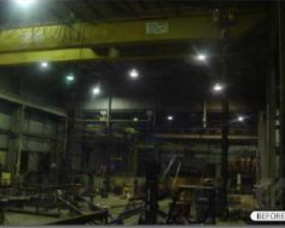 Penjuru Road: Steel Manufacturing Workshop