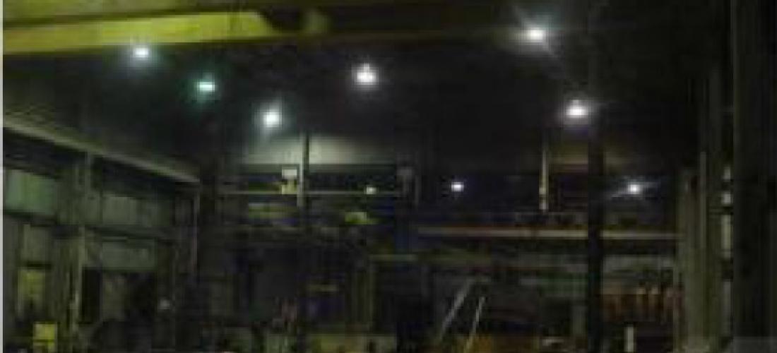 Penjuru Road: Steel Manufacturing Workshop