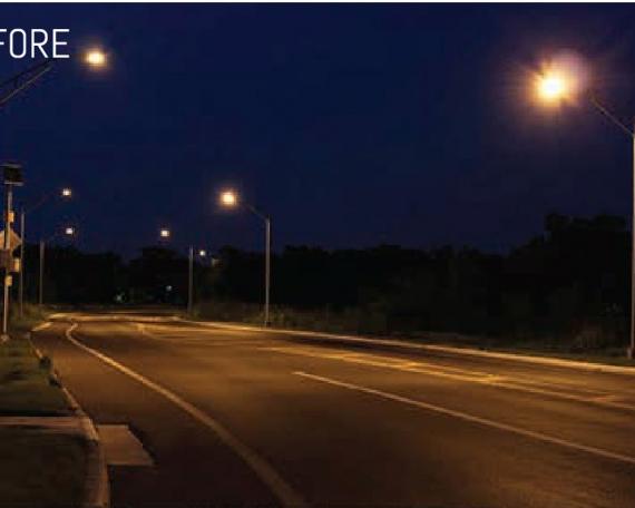 Jurong Island: Roadway